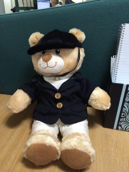 jockey-bear